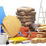 Vendas de materiais de construção crescem 3% de janeiro a abril