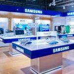 Samsung abre sua maior loja de Smarphones na Índia